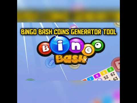 Bingo Bash Coins Generator Tool Download