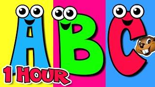 """Video """"ABC Canciones del abecedario + muchas más canciones infantiles = 1 hora de vídeos para niños"""" download MP3, 3GP, MP4, WEBM, AVI, FLV Agustus 2018"""