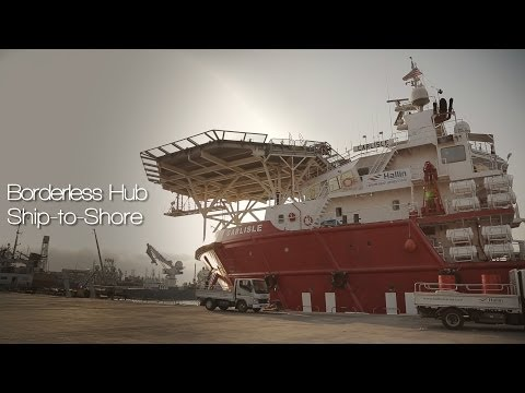 BorderlessHub - Marine communications made simple