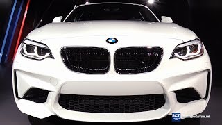 2018 BMW M2 Coupe - Exterior and Interior Walkaround - 2018 New York Auto Show