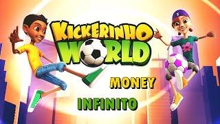 Kickerinho World Mod Dinheiro Infinito V.1.1.9