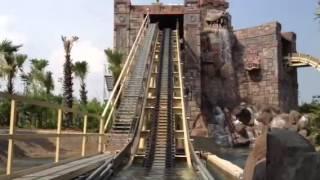 Legoland Malaysia - Dino Island Ride