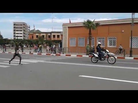 semi marathon de berkane international