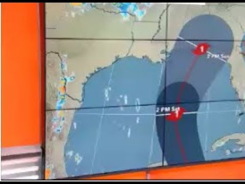 Hurricane Nate: Hurricane Nate could threaten Florida's Gulf Coast by the weekend