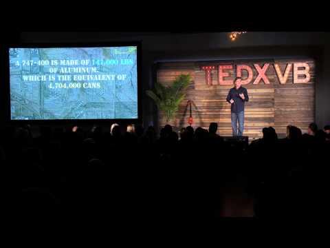 Mining the Waste Stream | David Hertz | TEDxVeniceBeach
