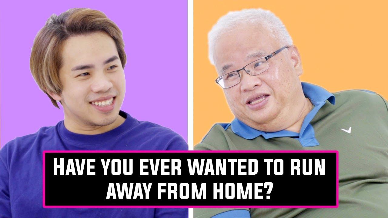 Asking My Dad Awkward Questions