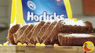 Horlicks Oats Travel Cake