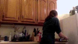 Baking W/ Bassoonarama Ep. 1: Baked Apples And Sweet Potatoes