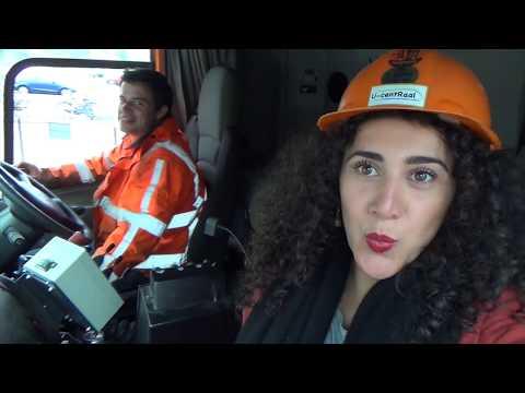 Vlog #2 Parkshuttle Roadworks