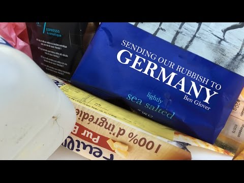 Sending Our Rubbish to Germany