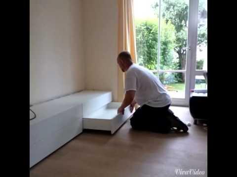 Schreinerei BBKreitmair Baut Wohnzimmerschrank