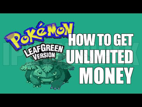 How to get Unlimited Money Pokemon Leaf Green GBA4IOS iOS 9.3.3 - 8 iPhone iPad iPod Touch