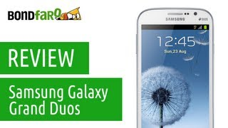 Samsung Galaxy Grand Duos - Review