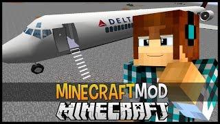Minecraft Mod: Aviões e Helicópteros Realistas !! ( Mais de 70 Aeronaves) - McHeli Mod