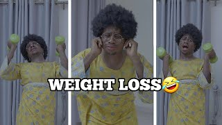 Download Mc Shem Comedian - WEIGHT LOSS COMPETITION   Mc Shem Comedian