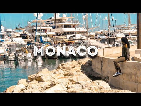 LIVING LIKE A MILLIONAIRE | MONACO VLOG