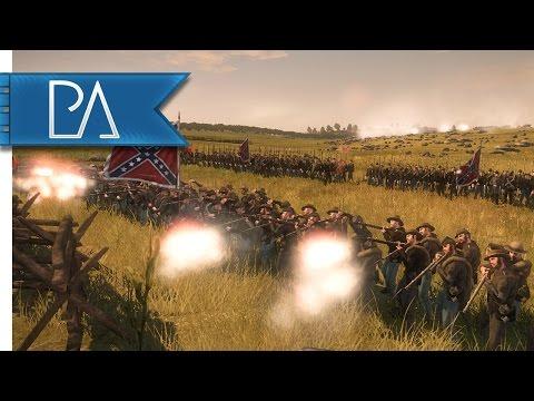 Battle of Antietam: Sunken Road - North & South: American Civil War Mod Gameplay