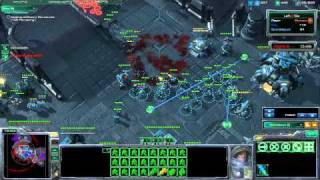 StarCraft 2 Left 2 Die Here Comes the Hammer Achievement part 2 of 4