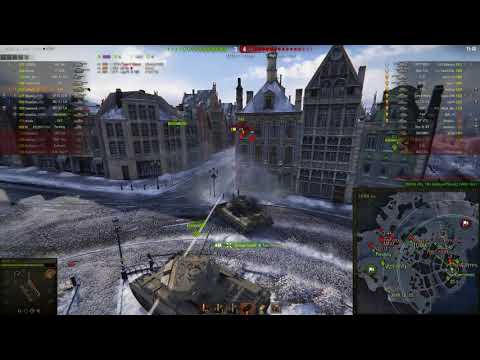3MoE on T 10 Russian heavy tank, Windstorm – Standard battle