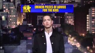 Скачать Eminem S Top 10 Pieces Of Advice For Kids