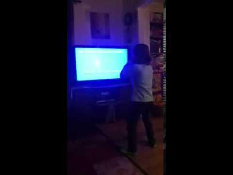 Josiah and Leona... Karaoke!
