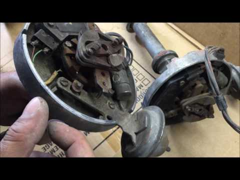 how to wire GM HEI distributor to MSD ignition box how to DIY - YouTube