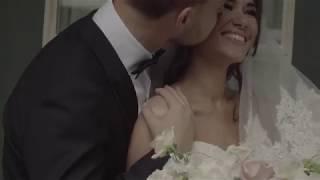 Изумрудная свадьба в классическом стиле 8 июля 2017