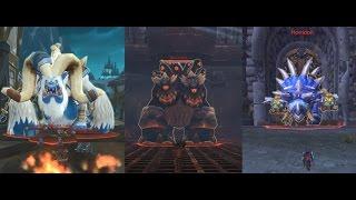 World of Warcraft Hides of Legend Skinning Legion Quest Guide