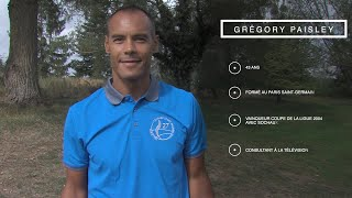 Yvelines | Interview express avec le footballeur Grégory Paisley