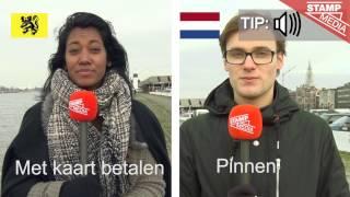 Hartstikke neig! Enkele leuke verschillen tussen het Nederlands en het Vlaams