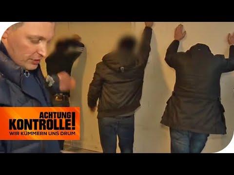 Bandenmäßiger Diebstahl: Die Citydetektive enttarnen die Täter! | Achtung Kontrolle | kabel eins