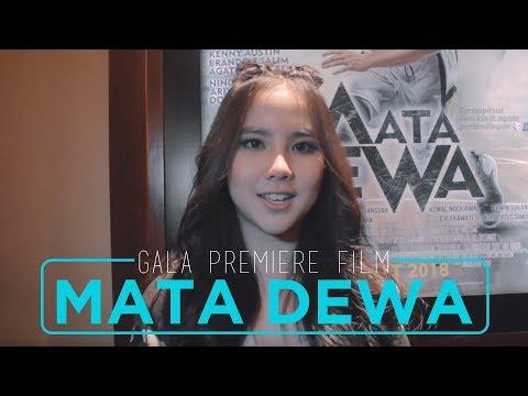 "Gala Premiere Film ""MATA DEWA"" I'm So Excited!!!"