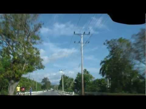 Fahrt von Guantanamo Richtung Baracoa in Kuba