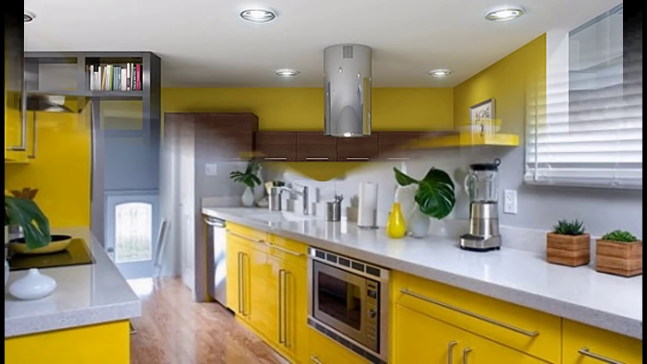 Los mejores 30 el color ideal para la cocina youtube - Colores de pintura para cocinas modernas ...