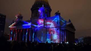 Фестиваль света петербург