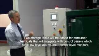 Bespoke Chlorine dioxide Generator