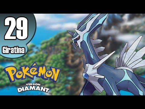 Pok mon diamant giratina let 39 s play fr l 39 ultime l gendaire youtube - Pokemon legendaire diamant ...