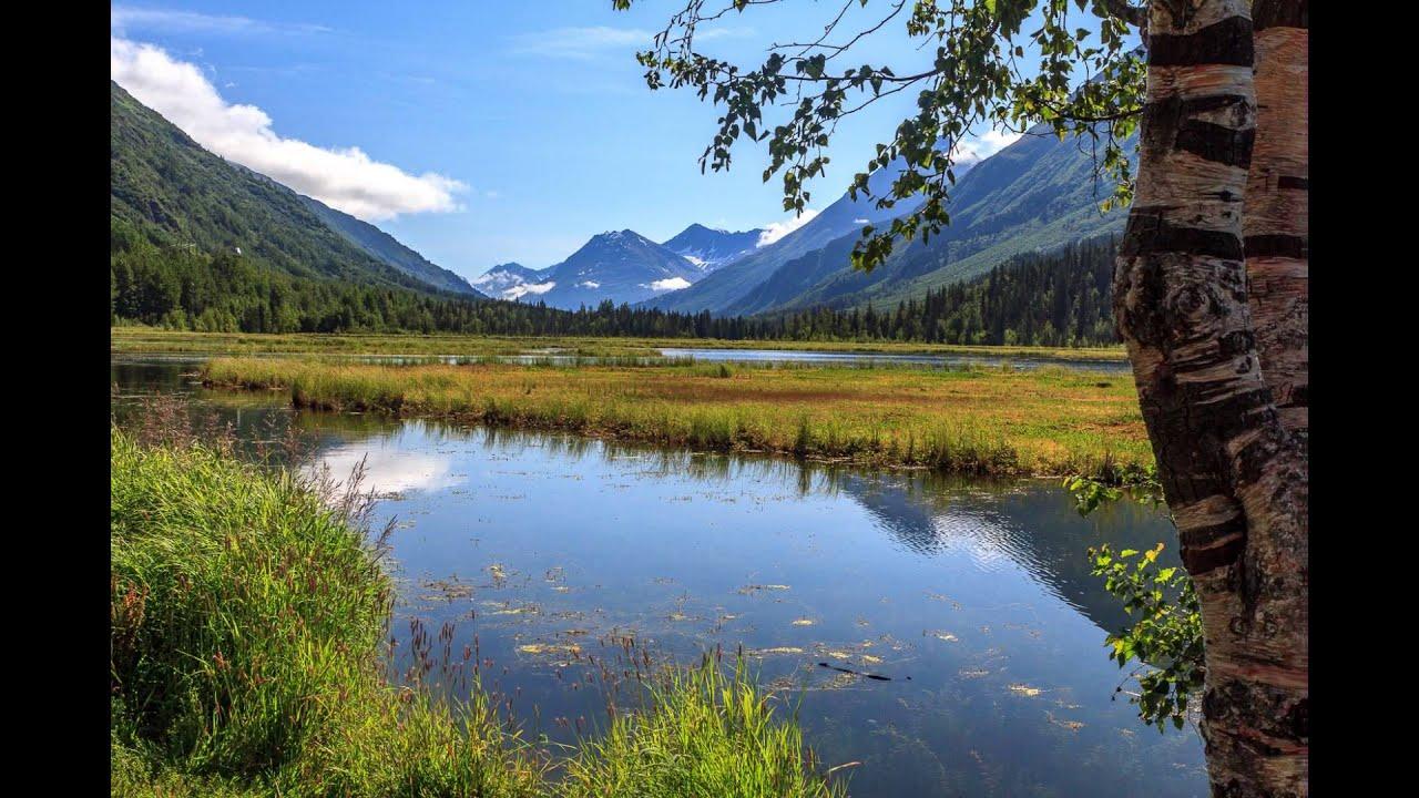 Paysages de l 39 ouest alaska canada usa youtube for Agence paysage de l ouest