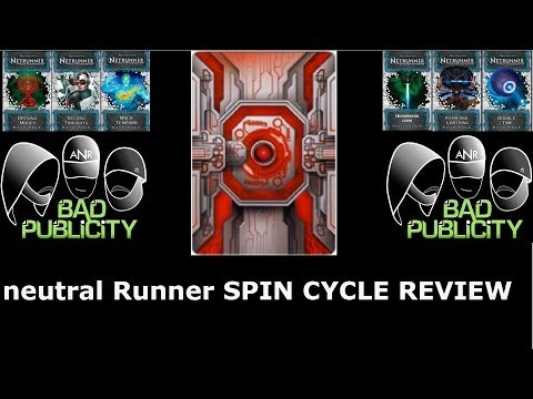 neutral Runner Spin Cycle Review - Bad Publicity