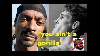 Snoop Dogg blasts Darren Till as he's choked by Tyron Woodley at UFC 228
