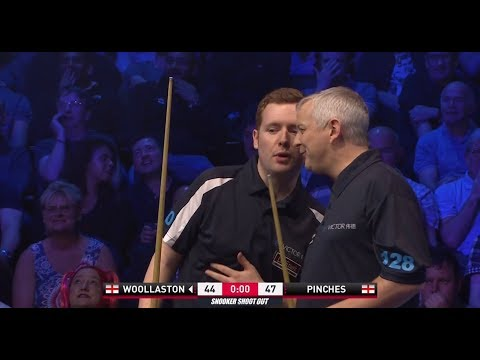 Ben Woollaston vs Barry Pinches ( Short Form )