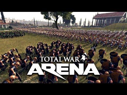 BATALLAS de TOTAL WAR: ARENA #12: CAMBIOS en CARTAGO y TIERS 1-3