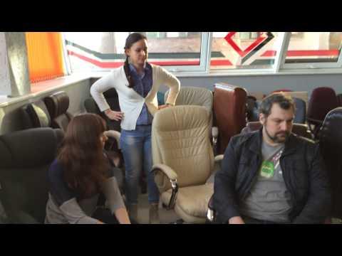 Выбор офисного кресла для руководителя