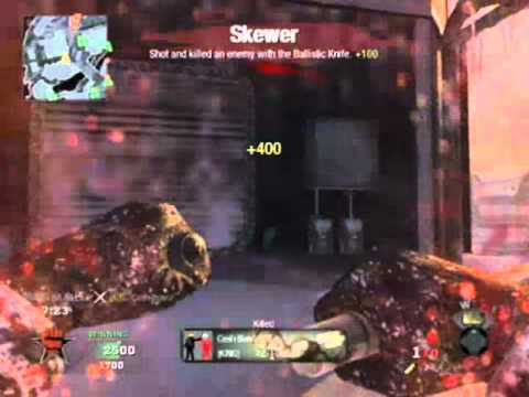 x SA KiLLa x - Black Ops Game Clip