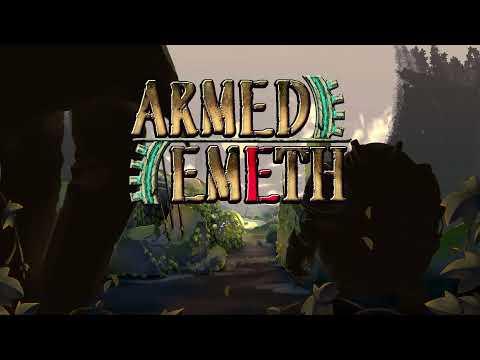 RPG Armed Emeth - Official Trailer