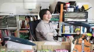 Masashi Kishimoto November 2014