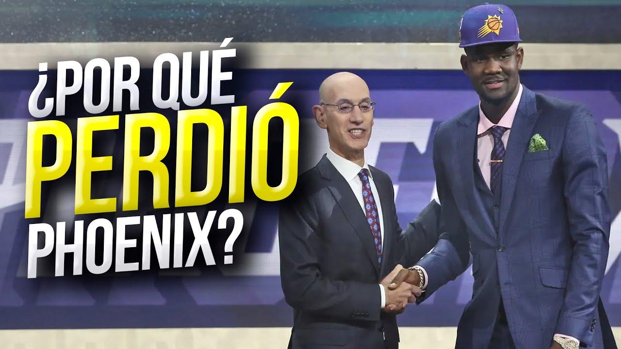 😱 Los SUNS perdieron por la gerencia I NBA JorgemotaTV