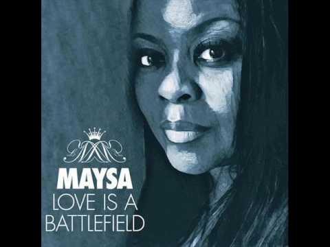 Maysa - Because its Really Love ( NEW SONG MAY 2017 )