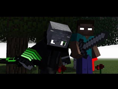 """♬ """"Stronger"""" - A Minecraft Original Music Video ♬"""