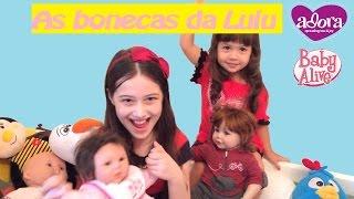 As bonecas da Lulu com Julia Silva [English Subtitles]